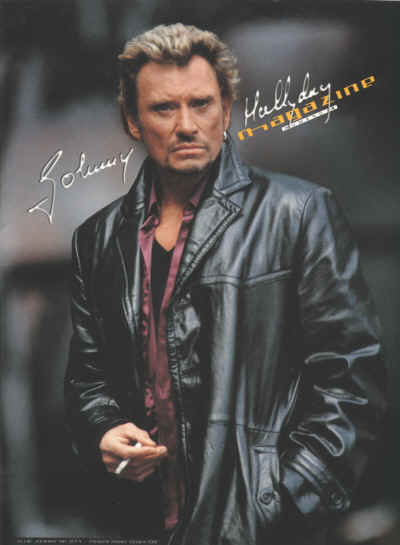 johnny hallyday. Black Bedroom Furniture Sets. Home Design Ideas